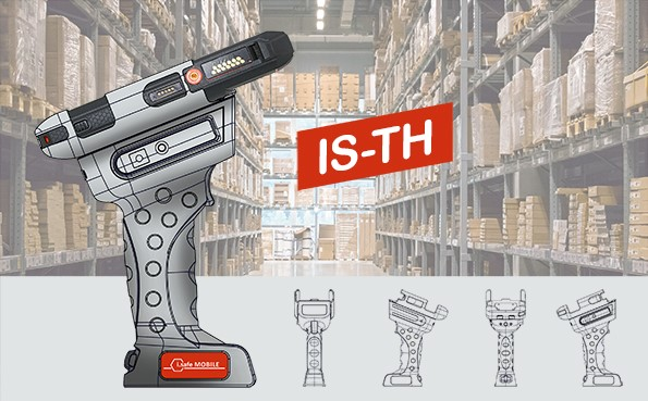 IS-TH Intrinsically Safe Barcode Scanner