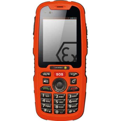 IS320.1 mobile phone