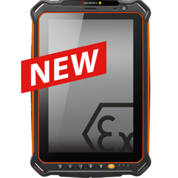 IS930.1 Android 9 intrinsically safe tablet 8